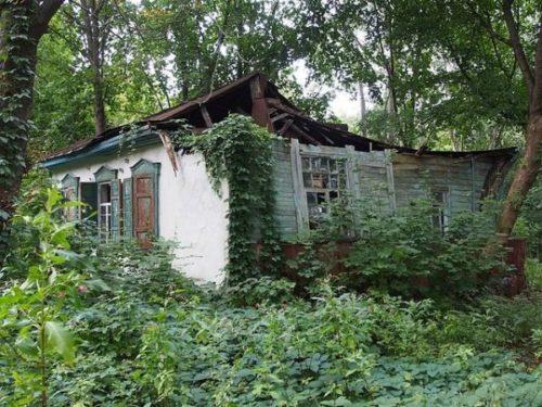 csernobil falu